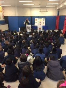 Officer Phil Safety/Anti-Bullying Program at Number 3 School