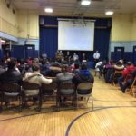 Title I Schoolwide Parent Meeting held at Lincoln School on February 16, 2017. Great meeting with over 200 parents attending!!!!